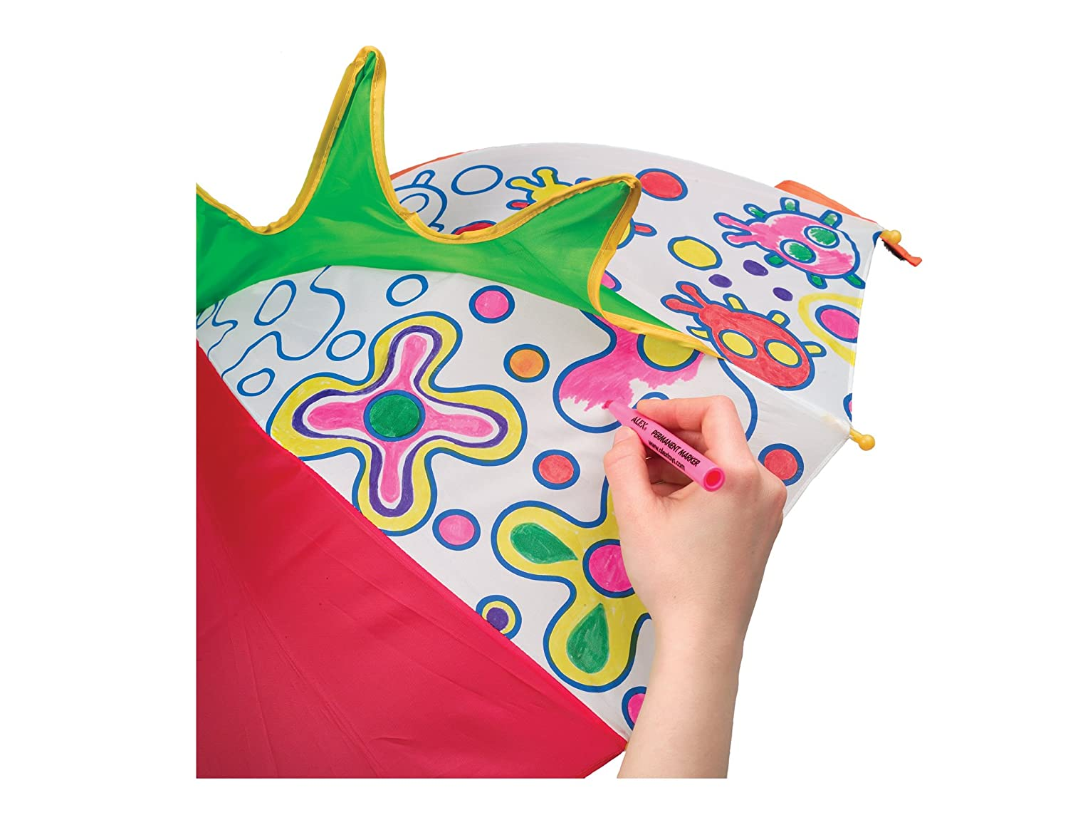 Craft, Color A Funbrella