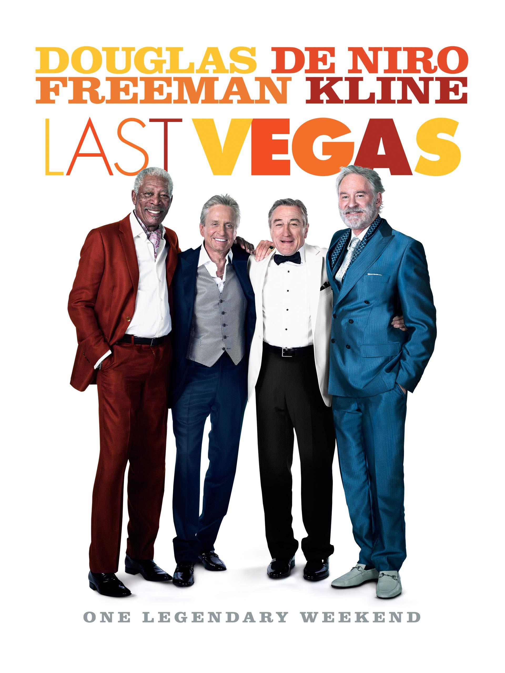 Last Vegas on Amazon Prime Video UK