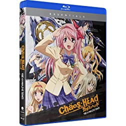 Chaos; Head: The Complete Series [Blu-ray]