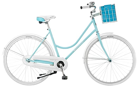Bike 16 Inch Frame Light Blue Inch Frame