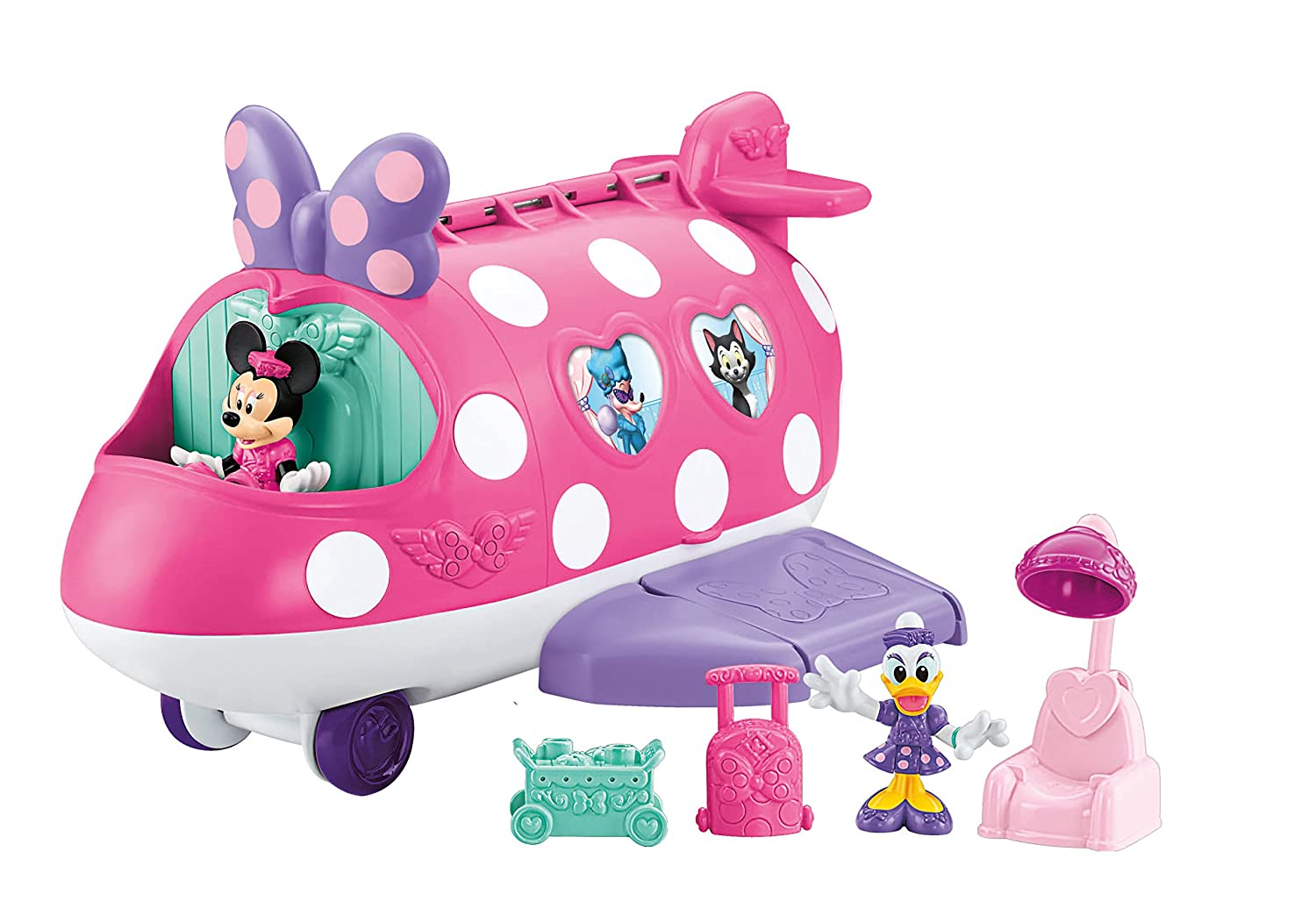 Minnie Mouse Toys : Pink minnie mouse jet airplane toys