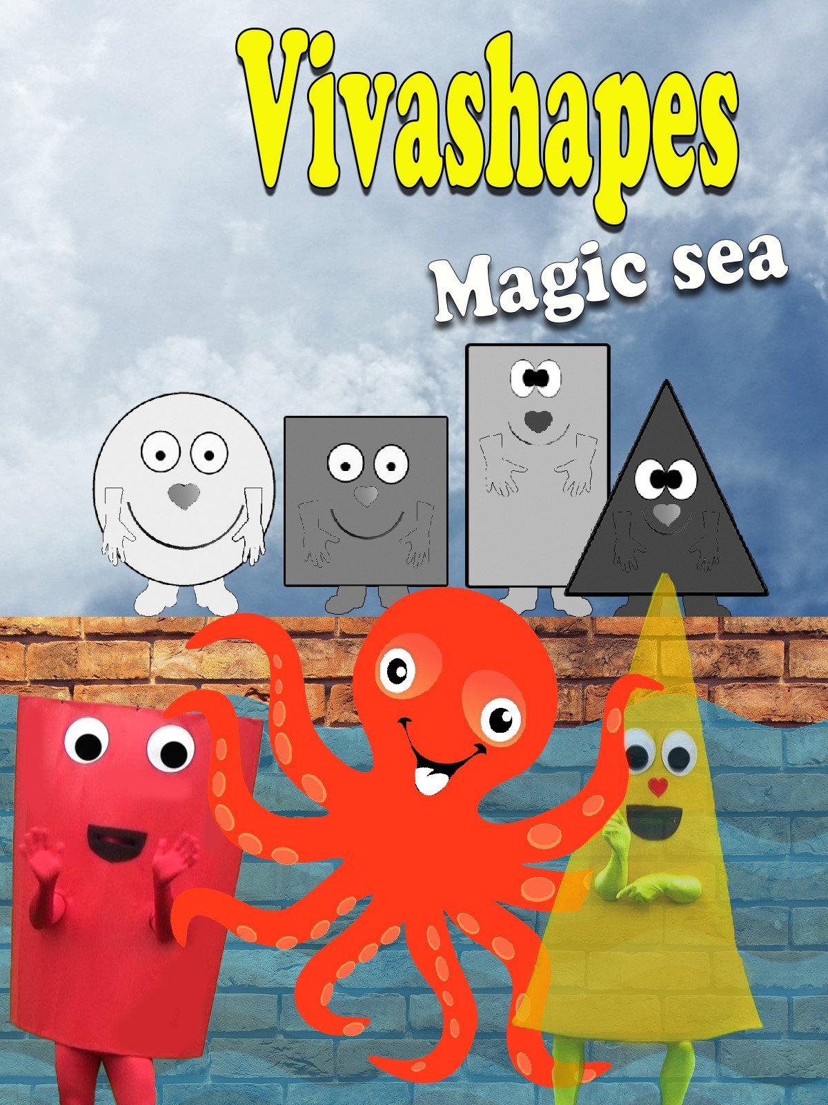 Vivashapes Magic sea.