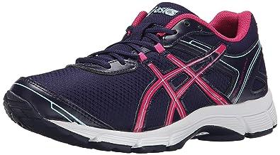 ASICS Women's Gel Quickwalk 2 Walking Shoe, Navy/Navy/Raspberry, 6 M US