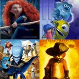 Children Movies Logo Quiz(Kindle Tablet Edition)