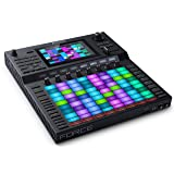 "Akai Professional Force – Standalone Music Production / DJ Performance System with 7"" full colour multitouch display and clip launch matrix"