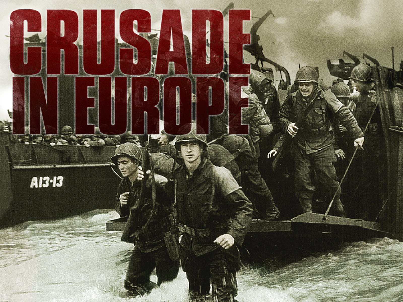 Crusade in Europe on Amazon Prime Instant Video UK