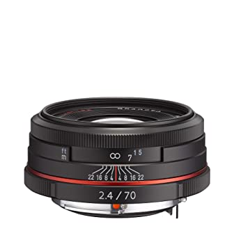 Objectif HD Pentax-DA 70mm f/2,4 Limited