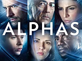 Alphas Season 1 [HD]