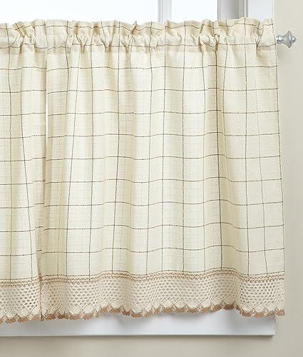 Adirondack Tier Curtains