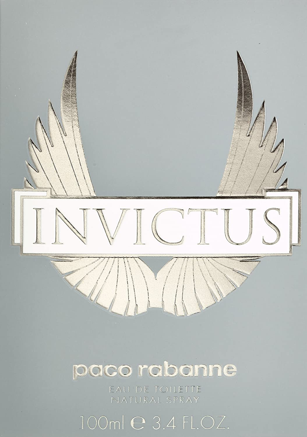 Amazoncom Paco Rabanne Invictus Eau De Toilette Spray For Men
