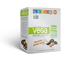 12-CountVega Protein Snack Bar Chocolate Peanut Butter