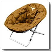 Texas Longhorns Folding Sphere Chair