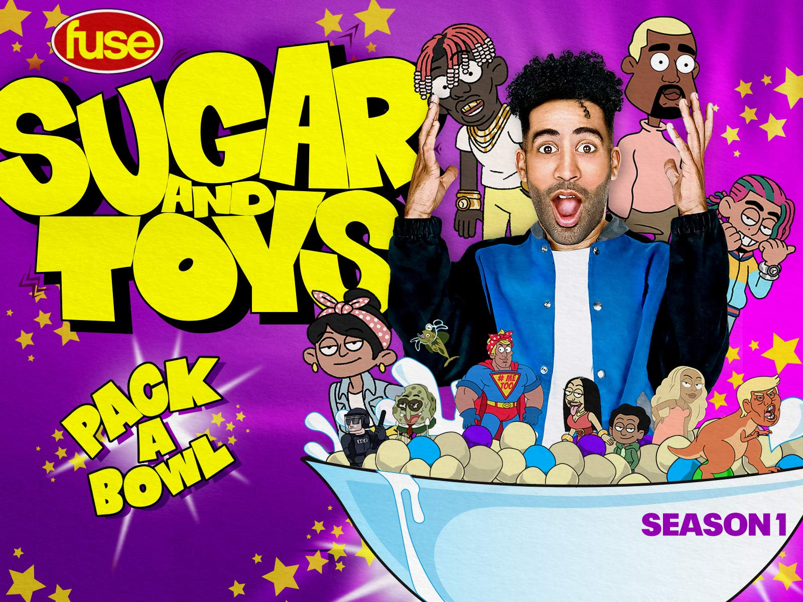 Sugar and Toys on Amazon Prime Video UK