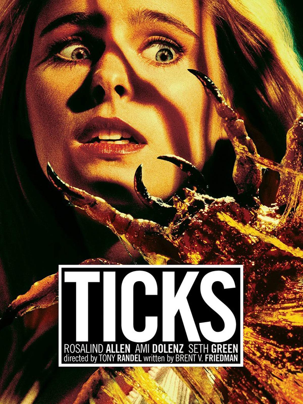 Ticks on Amazon Prime Video UK