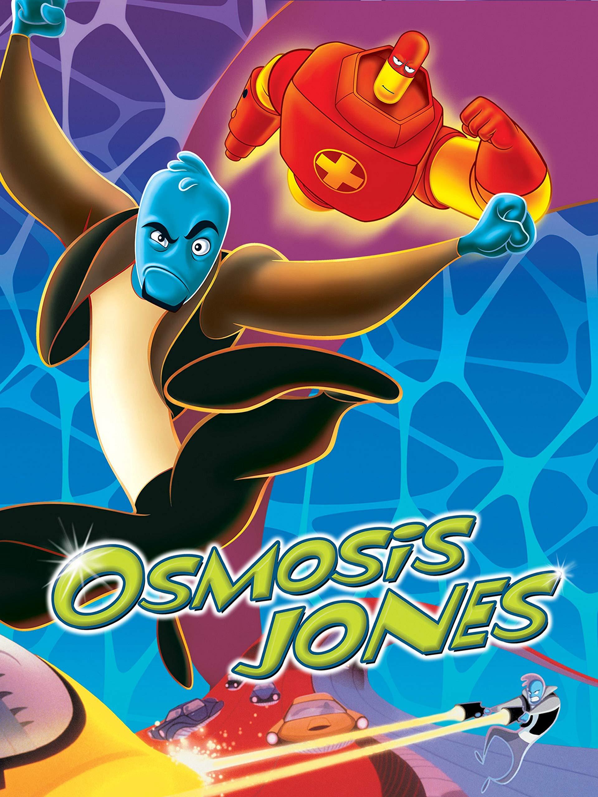 Osmosis Jones on Amazon Prime Video UK