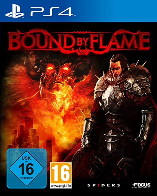 Bound by Flame, PS4