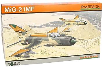 Eduard EDK8231 MiG-21MF 1:48 Plastic Kit Maquette