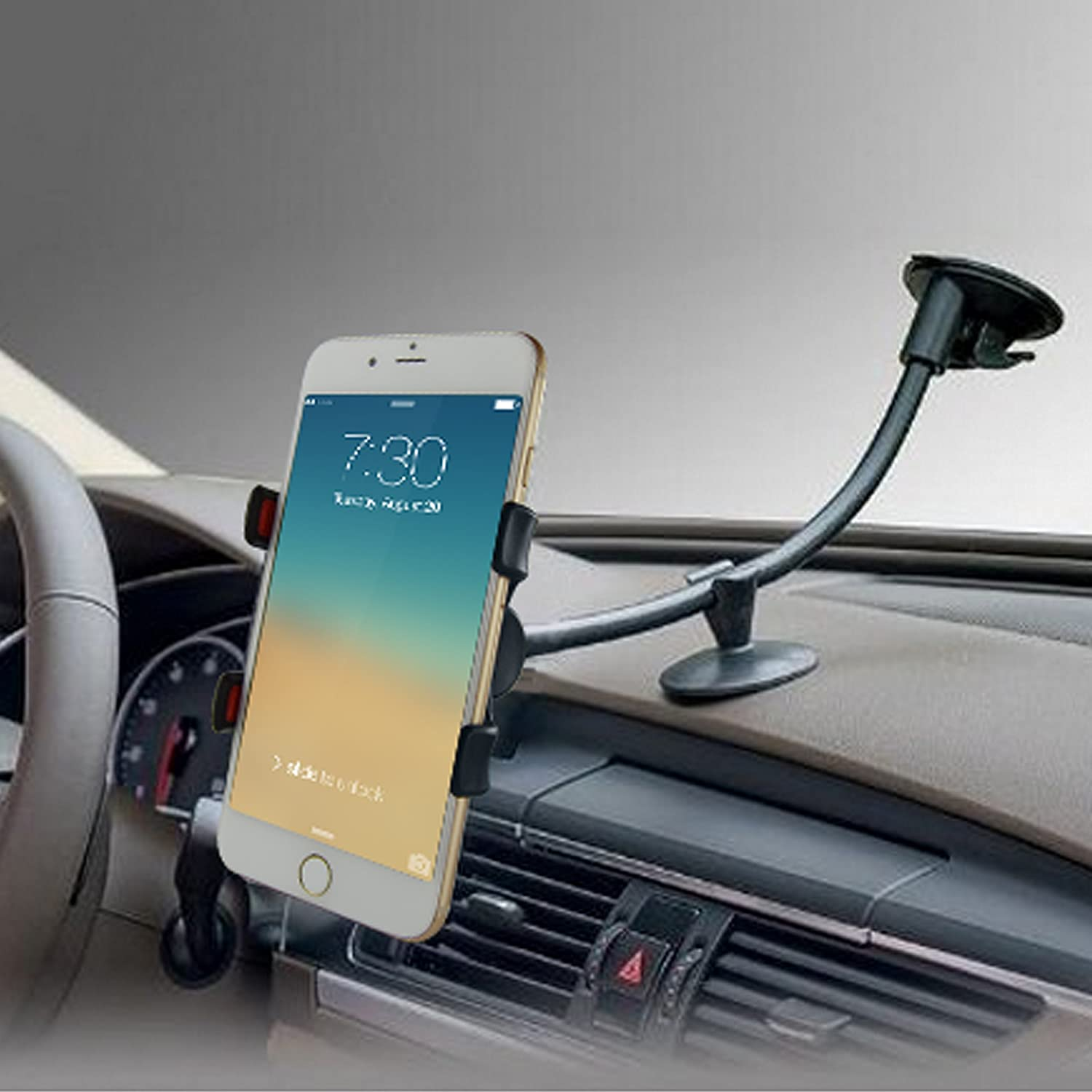 gps windshield mount