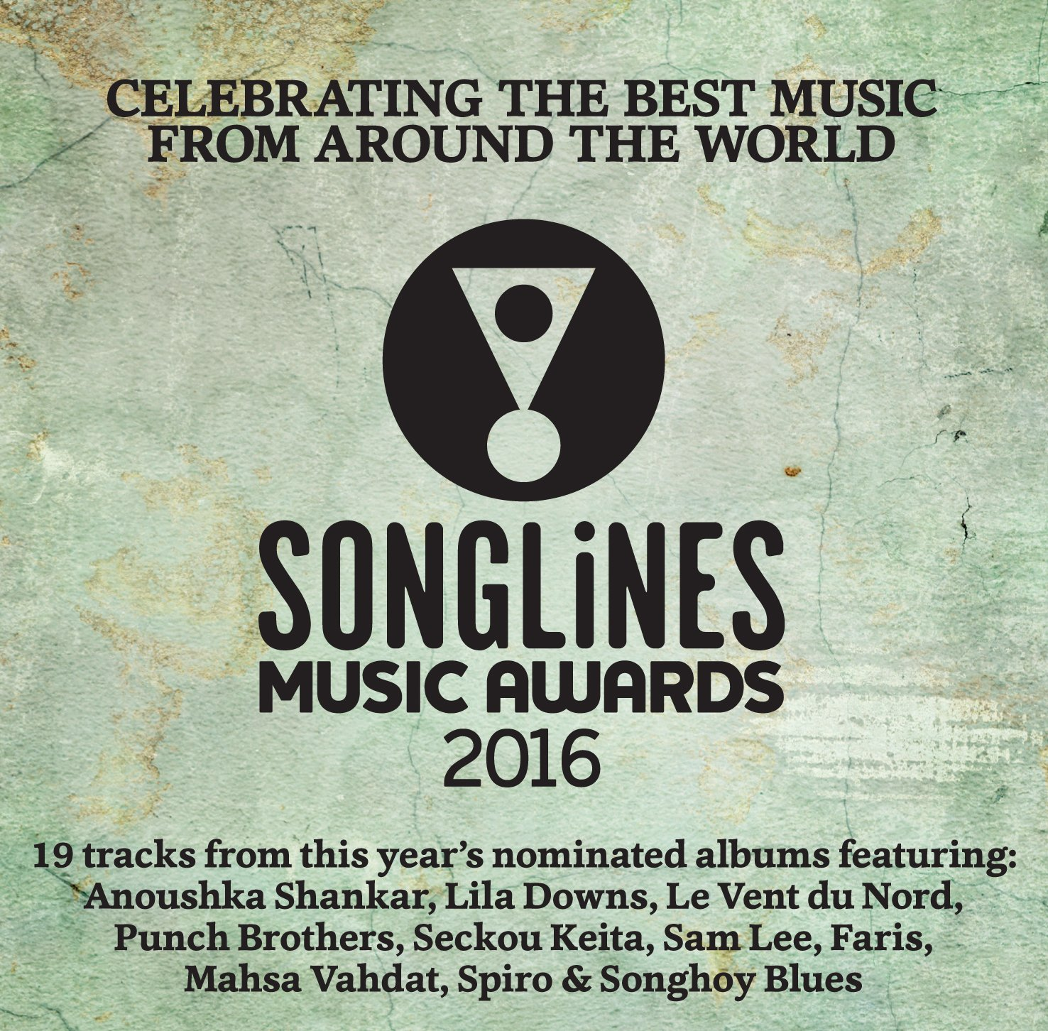 Songlines Music Awards 2016 Nominees Compilation