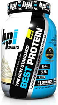 BPI Sports Best Whey Protein Formula