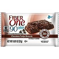 36-Pack Fiber One Chocolate Fudge Brownies (90 Calorie Bar)