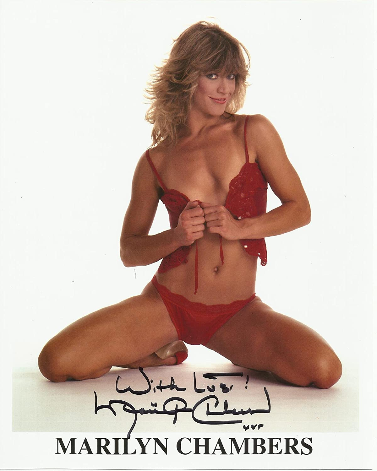 Marilyn chambers pic hot nsfw galleries