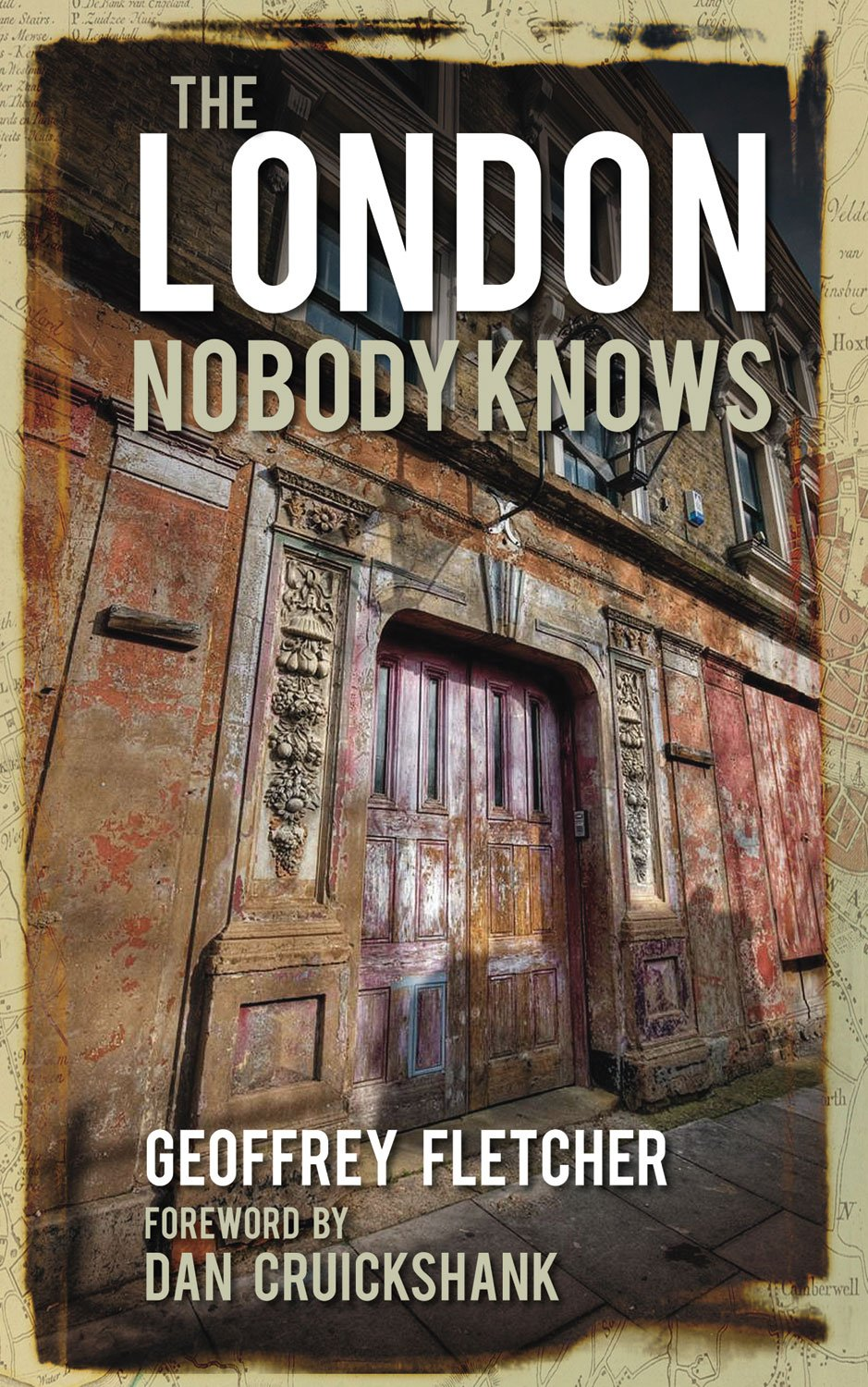 The London Nobody Knows Cover