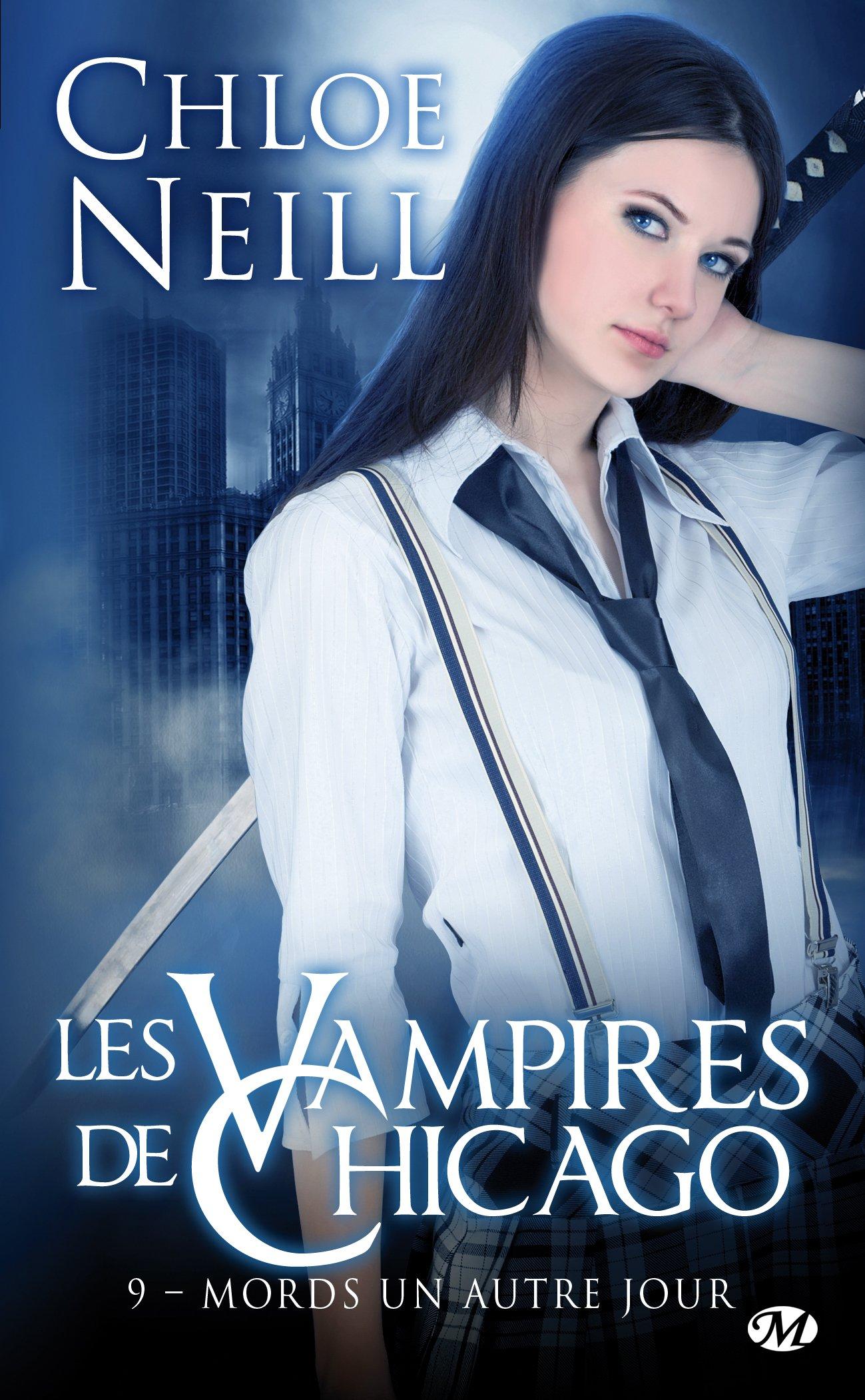 Les Vampires de Chicago, Tome 9 : Mords un autre jour 81WWo7vLI1L