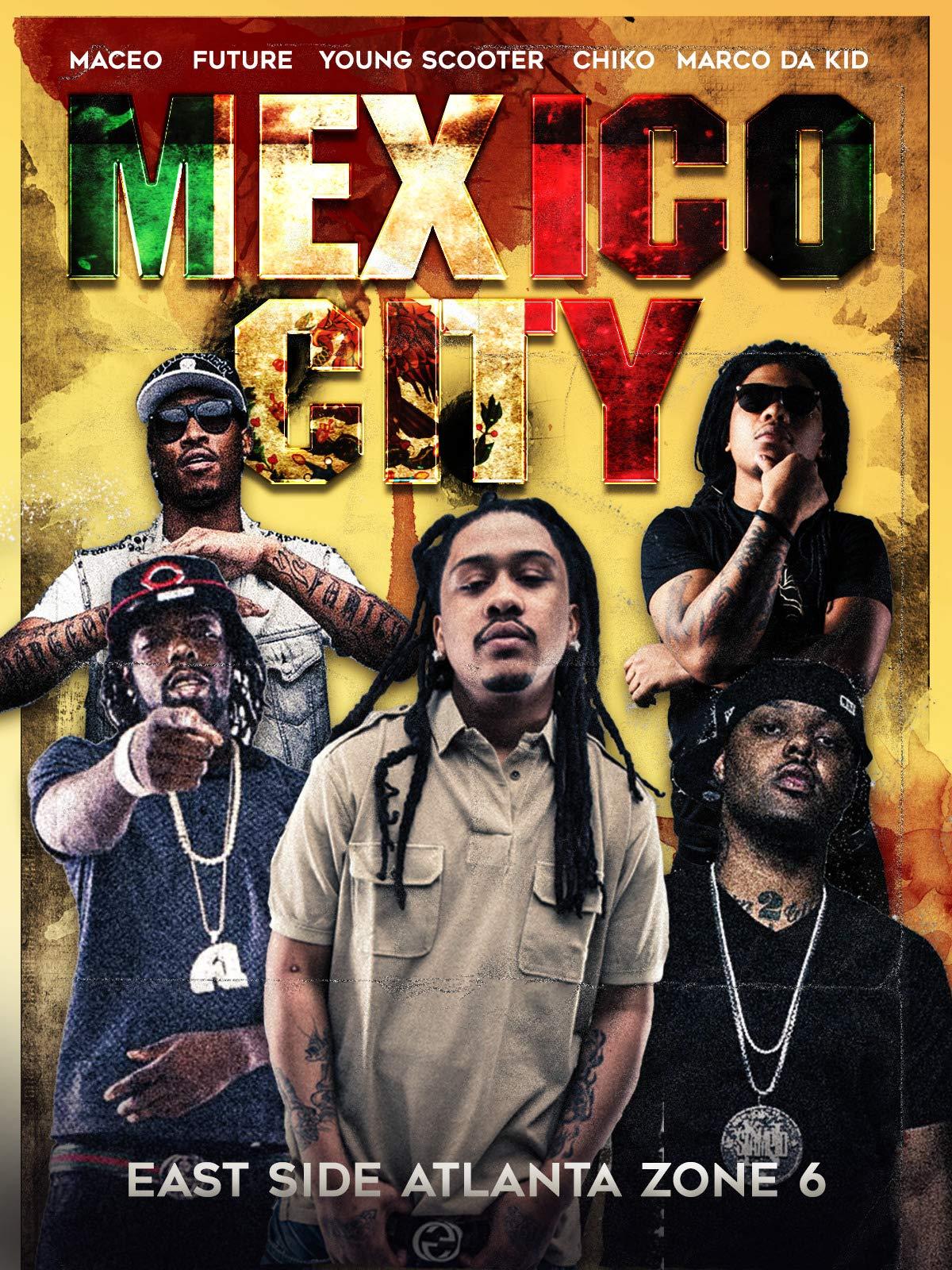 Mexico City on Amazon Prime Video UK
