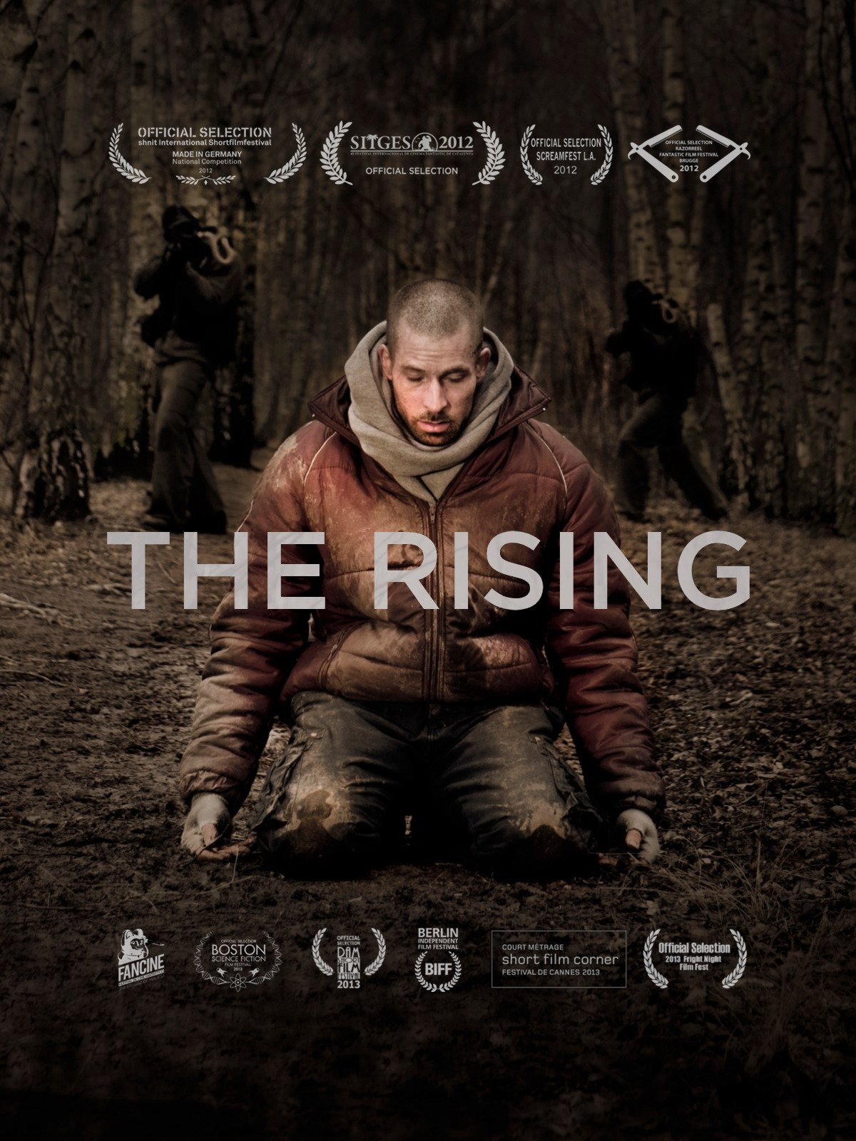 The Rising on Amazon Prime Instant Video UK