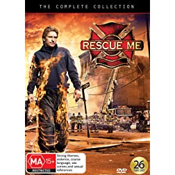 Rescue Me: Complete Collection Seasons 1-7 NTSC/0