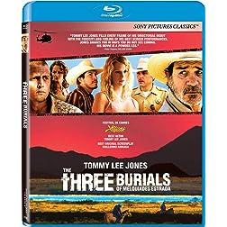 The Three Burials of Melquiades Estrada [Blu-ray]