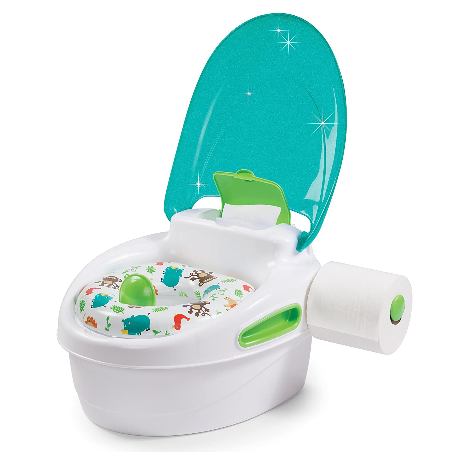 Toilet Pee Trainer Chair Training Seat Potty Toddler Baby