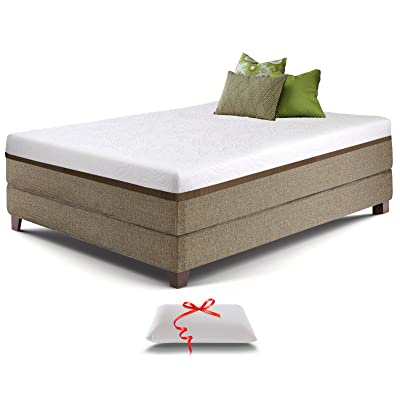 the gel memory foam in the middle gives out and thus intriguing a state of extreme relaxation