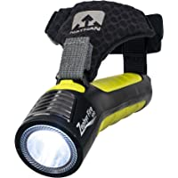 Nathan Zephyr Fire 100 Hand Torch (Black/Sulfur Spring)