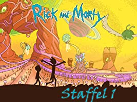 Rick and Morty - Staffel 1