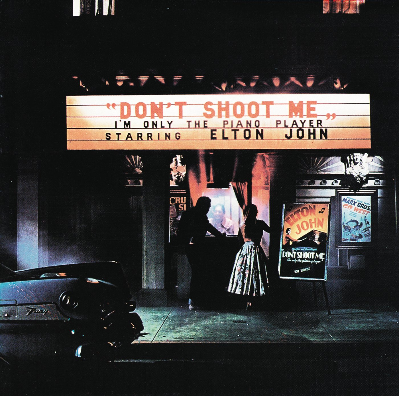 Don't Shoot Me I'm Only The Piano Player (Remastered)