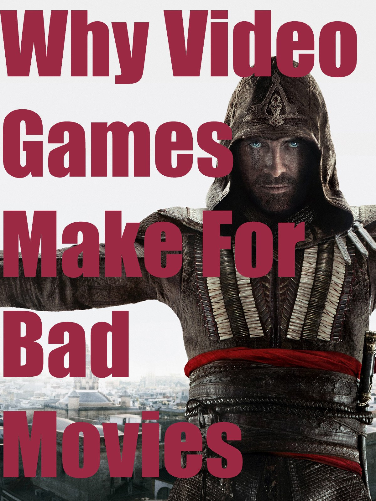 Clip: Why Video Games Make For Bad Movies