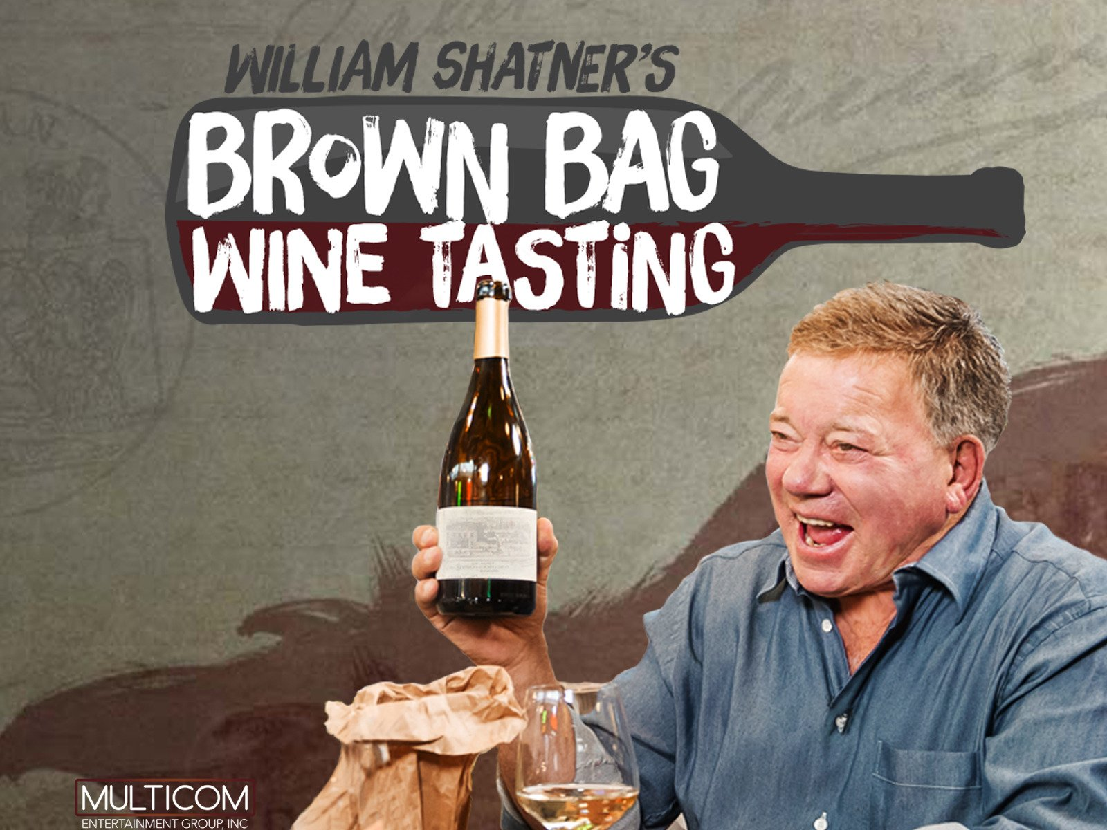 William Shatner's Brown Bag Tasting