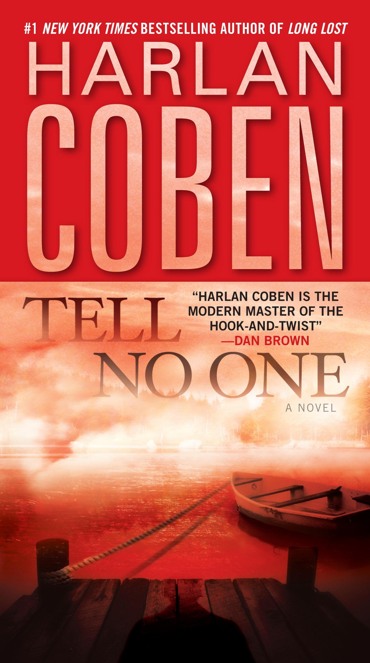 Tell No One: A Novel - Harlan Coben