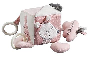 SAUTHON BABY DECO - Cube d'activités lilibelle