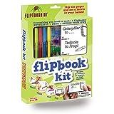 Fliptomania Flipbook Animation Kit - Butterfly & Frog
