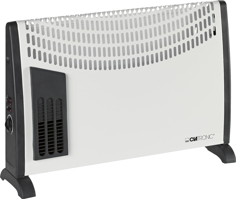 Convector de termostato regulable. 3 niveles de potencia