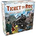 Ticket to Ride Europe Strategy Board Game
