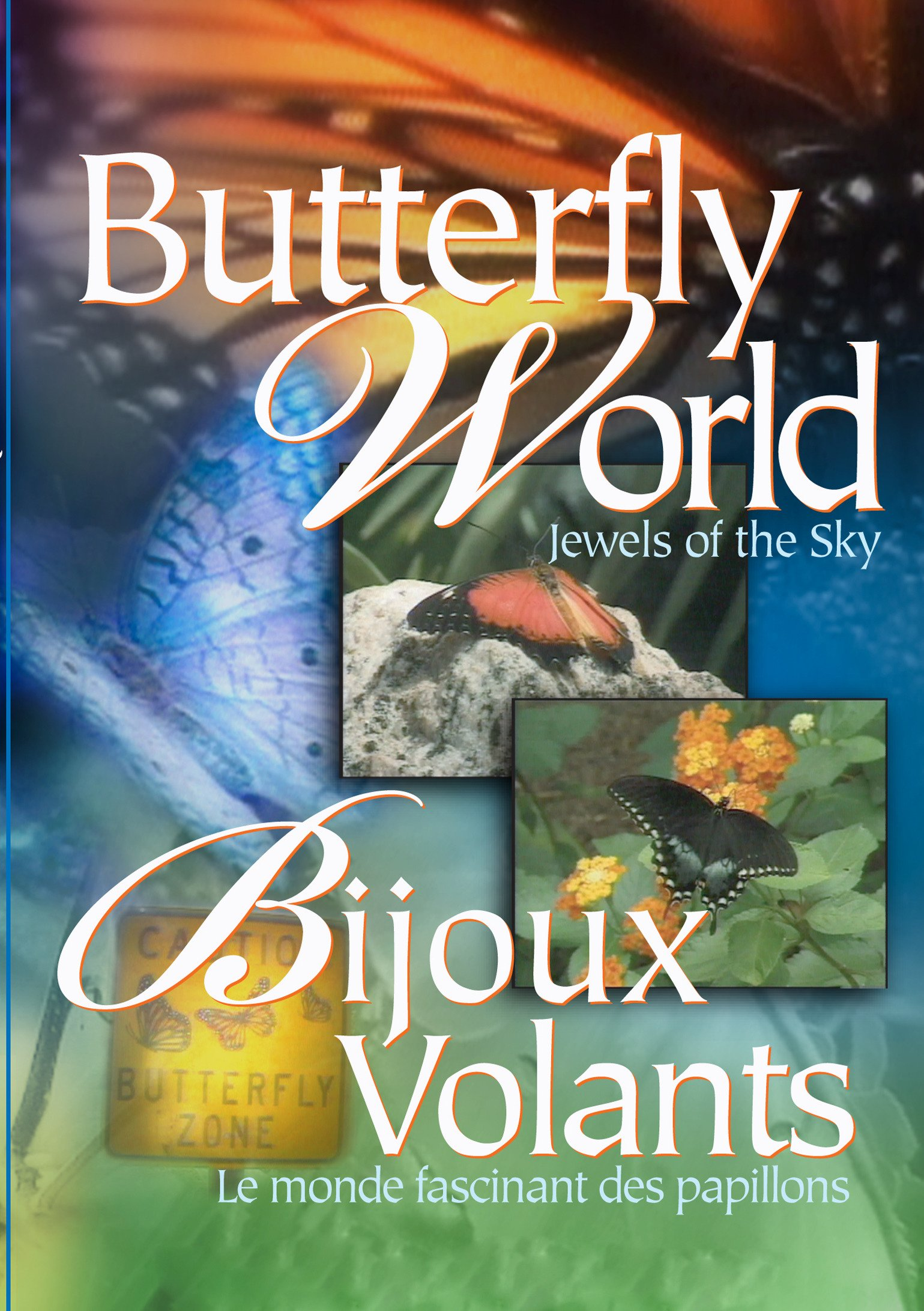 Butterfly World - Jewels Of The Sky