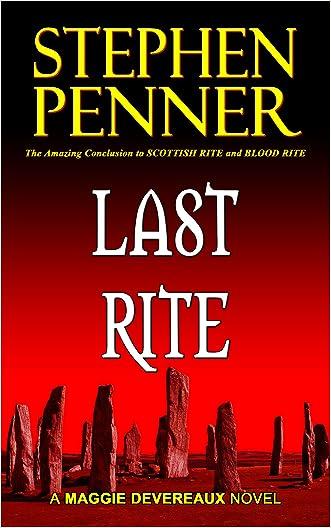 Last Rite (Maggie Devereaux Book 3)