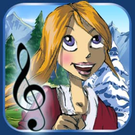 The Snow Queen Musical Children's Interactive Storybook Fairytale Adventure