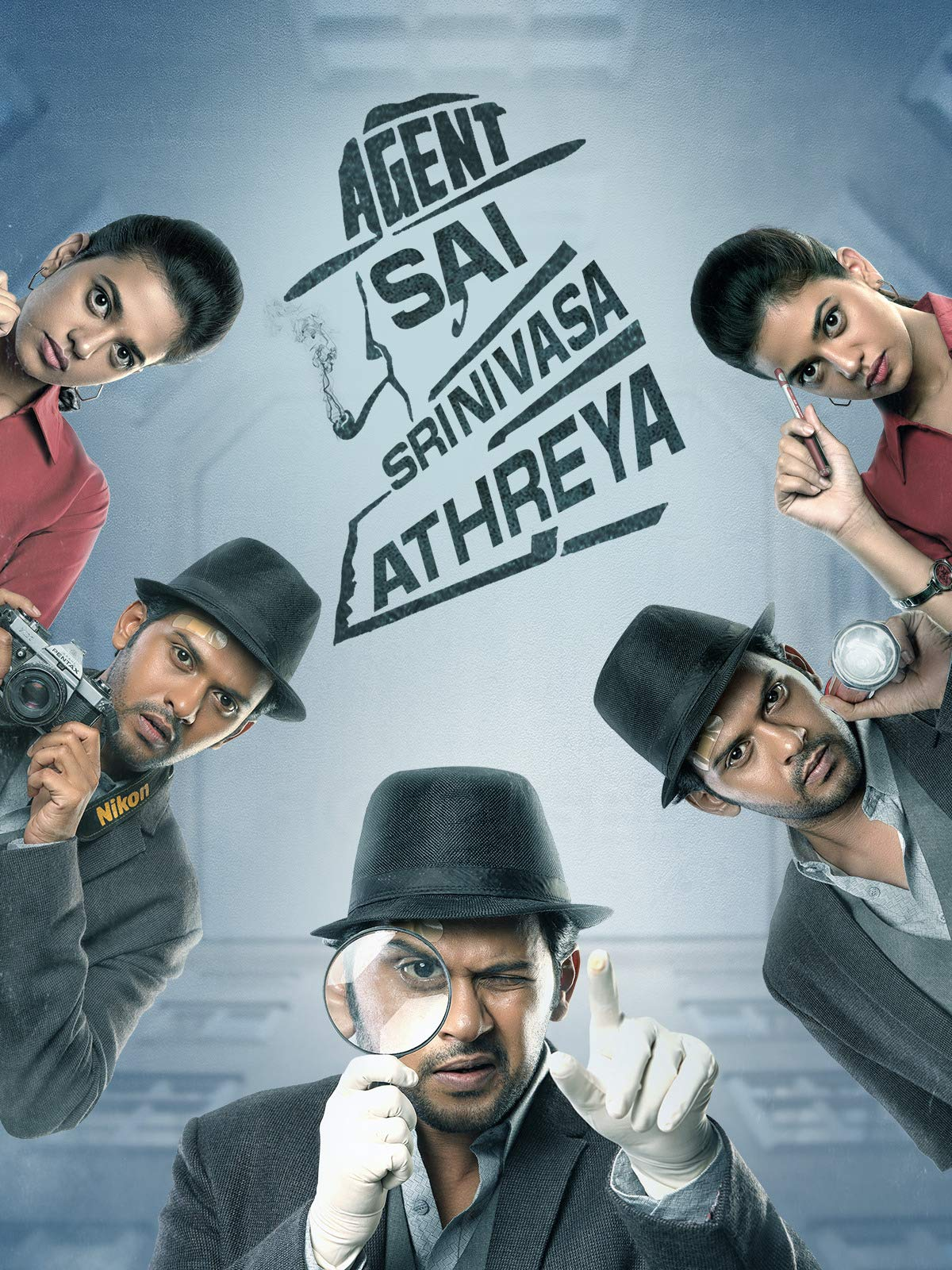 Agent Sai Srinivasa Athreya on Amazon Prime Video UK