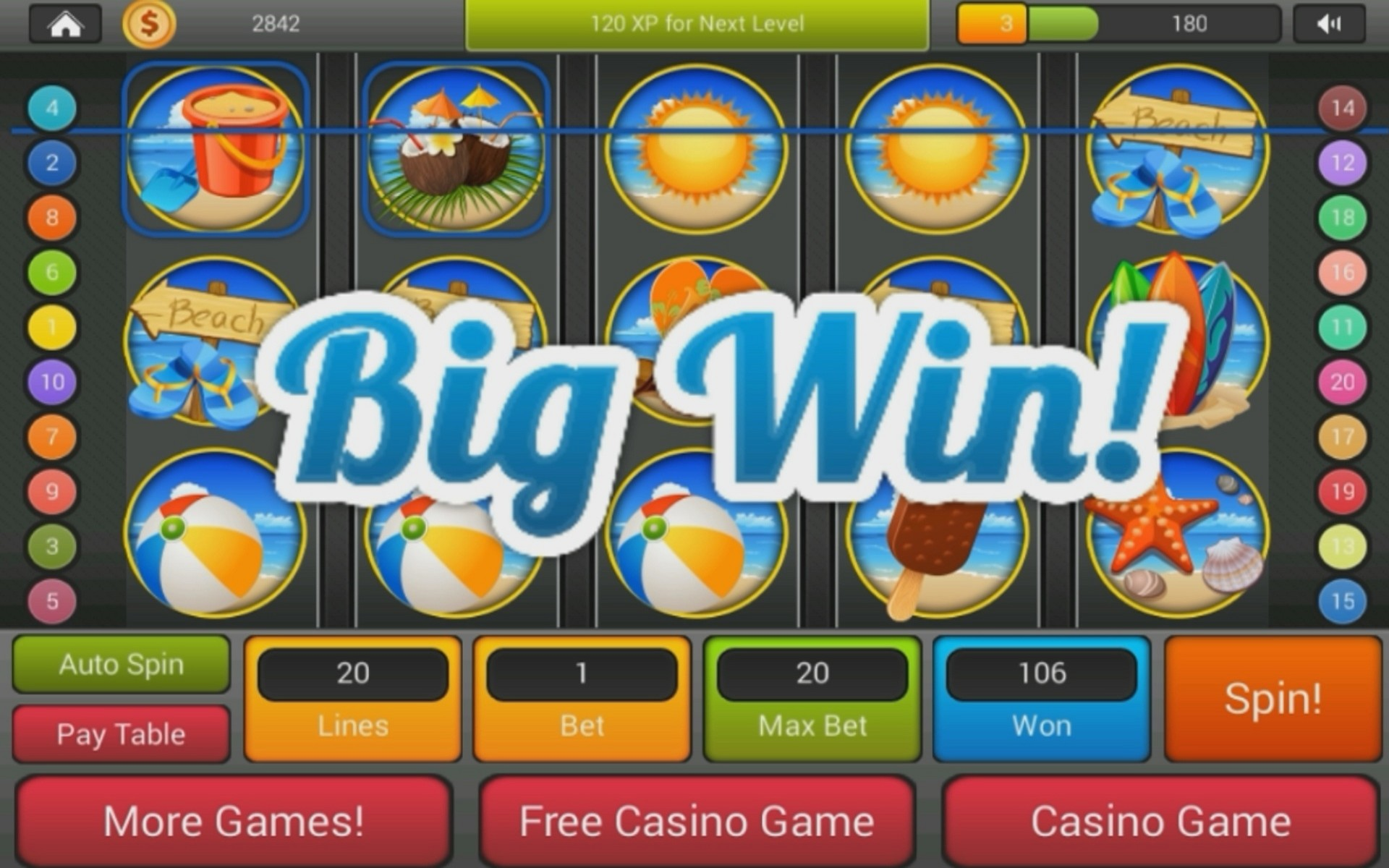 Brilliants on Fire Slot - Play for Free in Your Web Browser
