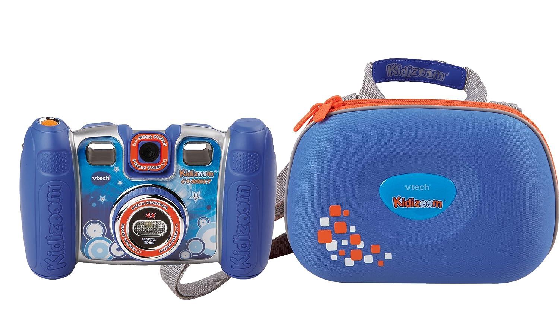 VTech 80-140814 – Kidizoom Connect inklusive Tragetasche, blau günstig online kaufen